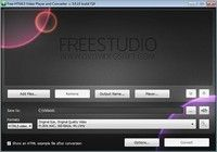 Free HTML5 Video Player and Converter pour mac