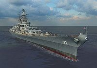 Battleship Missouri 3D Screensaver