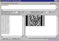 Code barre PDF417 pour mac