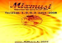 Mixmusi1.3 pour mac