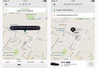 Uber iOS pour mac