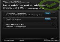 Bitdefender Antivirus Essential pour mac