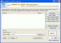 DWG to PDF Converter pour mac