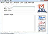 Gmail QuickSend pour mac