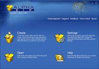 Alpha ZIP pour mac
