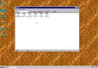 Windows 95 Linux pour mac