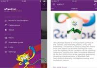 Rio 2016 iOS pour mac
