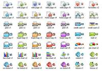 Online Icon Set pour mac