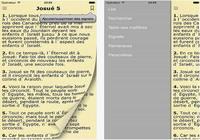 La Bible de Jerusalem iOs pour mac