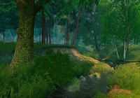 Summer Forest 3D Screensaver pour mac