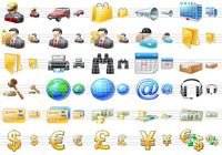 Cool Toolbar Icons pour mac