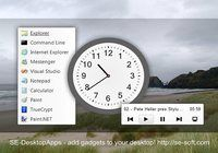 T l charger gadget windows horloge gratuit - Horloge bureau windows 8 ...