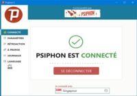 Psiphon pour mac