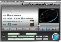 Emicsoft BlackBerry Storm Convertisseur vidéo pour mac
