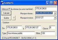 Subnet'G pour mac