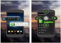 Go Battery Saver & Power Widget Android pour mac