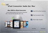 Emicsoft iPad Série Convertissseur Pour Mac pour mac