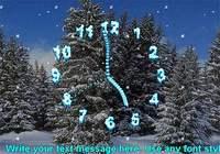 Drunken Clock Screensaver