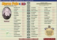 Marco Polo Turbo Vocabulary Tutor Français/Anglais - v.5 pour mac