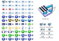 Multimedia Icons for Vista pour mac