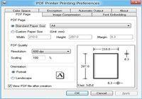PDF Printer for Windows 8 pour mac