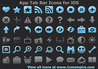 App Tab Bar Icons for iOS pour mac