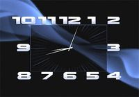 Box Clock Screensaver pour mac