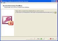 Recovery Toolbox for Access pour mac