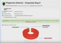 Plagiarism Detector pour mac