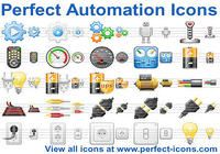 Perfect Automation Icons