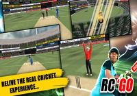 Real Cricket Go Android  pour mac