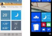Météo 3.0 (Windows Phone) pour mac