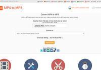 MP4toMP3 pour mac
