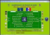 Pro D2  2012-2013 pour mac