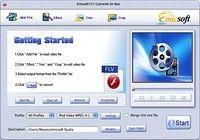 Emicsoft FLV Convertisseur pour Mac pour mac