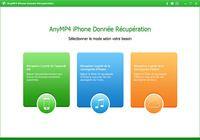 AnyMP4 iPhone Donnée Récupération pour mac