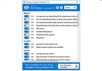 Ashampoo Antispy for Windows 10 pour mac