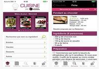 Cuisine : 35 000 recettes à cuisiner iOS pour mac