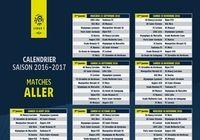 Calendrier Ligue 1 2016-2017 pour mac