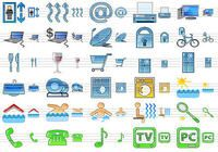 Standard Hotel Icons pour mac