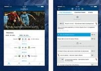 UEFA champions League iOS pour mac