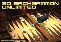 3D Backgammon Unlimited pour mac