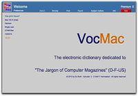 VocMac 2010 (WIN) pour mac