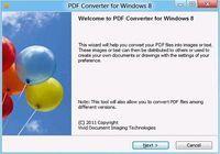 PDF Converter for Windows 8 pour mac