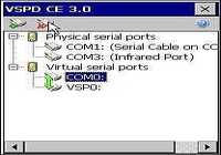 Virtual Serial Ports Driver CE pour mac