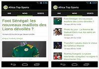 Africa Top Sports iOS pour mac