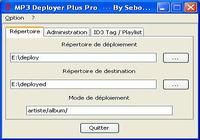 MP3 Deployer Plus Pro pour mac