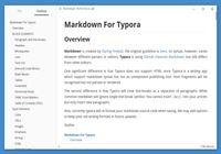 Typora pour mac