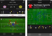 FourFourTwo Football Stats Zone iOS pour mac
