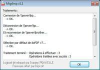 MigrImp v1.1.1 pour mac